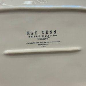 """Rae Dunn Accents - NWT 15"""" Rae Dunn Happy 4th Platter"""